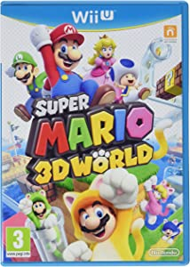 Super Mario 3D World [Importación Inglesa]