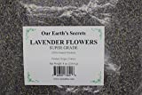 Our Earth's Secrets Lavender Flowers - 1/2 Pound