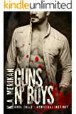Guns n' Boys: Homicidal Instinct (Book 3) (gay dark mafia romance)