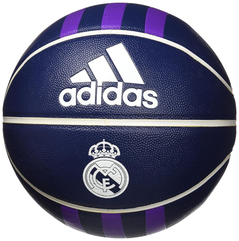 adidas Real Madrid Ball Balón de Fútbol, Hombre, Morado (Mornat ...