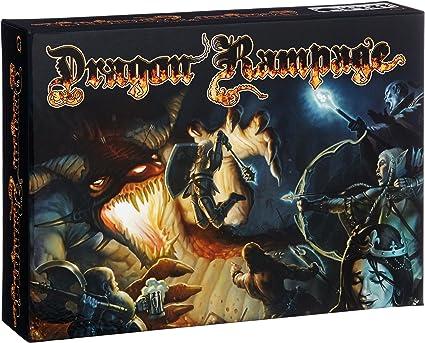 Amazon Com Dragon Rampage Toys Games