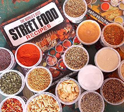 Street food cooking ingredients hamper and recipe book amazon street food cooking ingredients hamper and recipe book forumfinder Choice Image