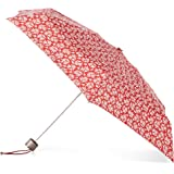 Totes Fashion Mini Manual Umbrella with NeverWet