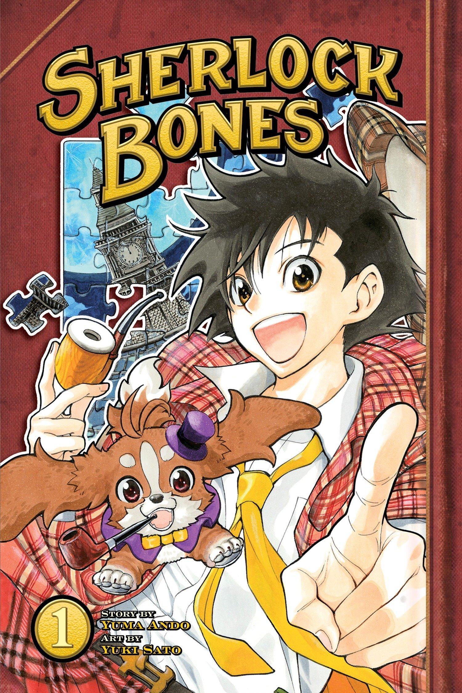Read Online Sherlock Bones 1 pdf epub