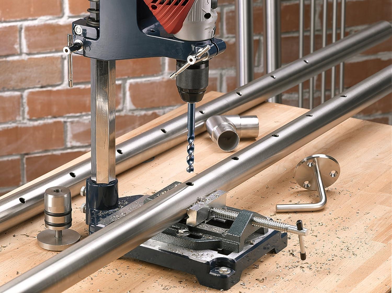 kwb AKKU-TOP Metallbohrer HI-NOX 258630 3,0 mm, kurze Spiralnut, spezieller Spitzenanschliff, f/ür Edelstahl, f/ür Akkuschrauber und Bohrmaschinen