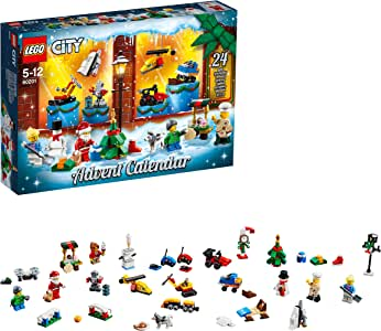 LEGO City Advent Calendar 60201 Playset Toy