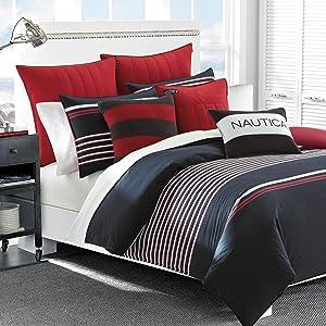 Nautica Mineola Comforter Set, Full/Queen, Size_Name