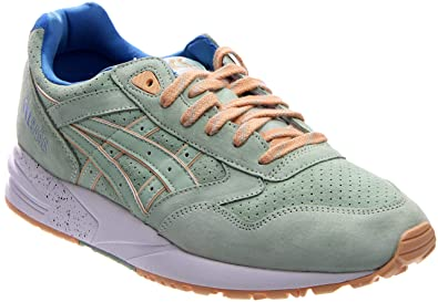 6e8e84148c41 ASICS Gel-saga Retro Classic Running Sneaker Green 11.5 D(M) US  Buy Online  at Low Prices in India - Amazon.in