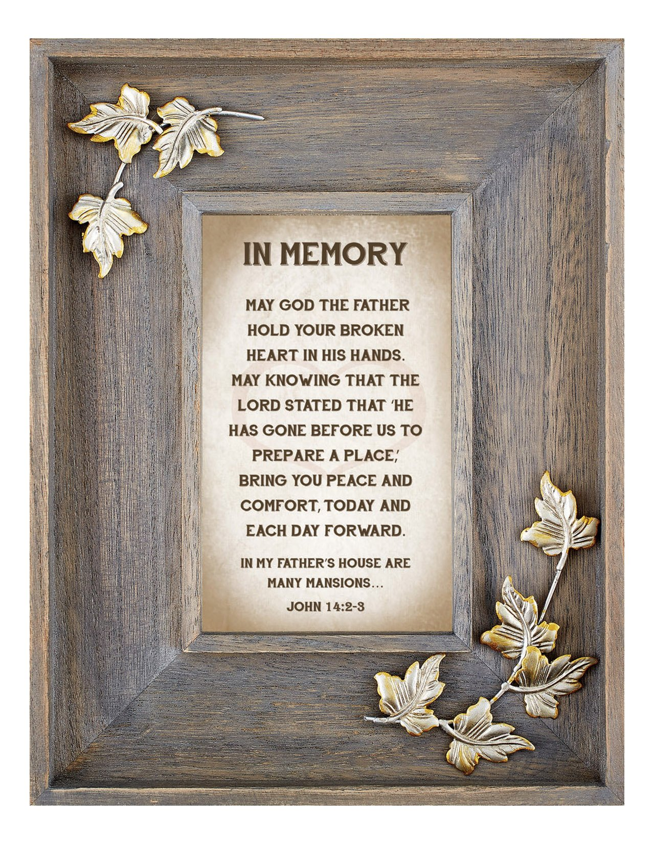 CB Gift LoveLea Down Home Collection, in Memory Framed Print, in
