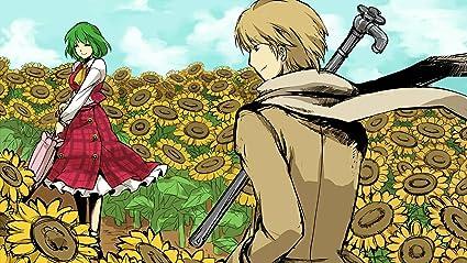 Athah Designs Anime Crossover Russia Yuuka Kazami Touhou