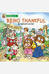 Being Thankful (Little Critter) Kindle Edition