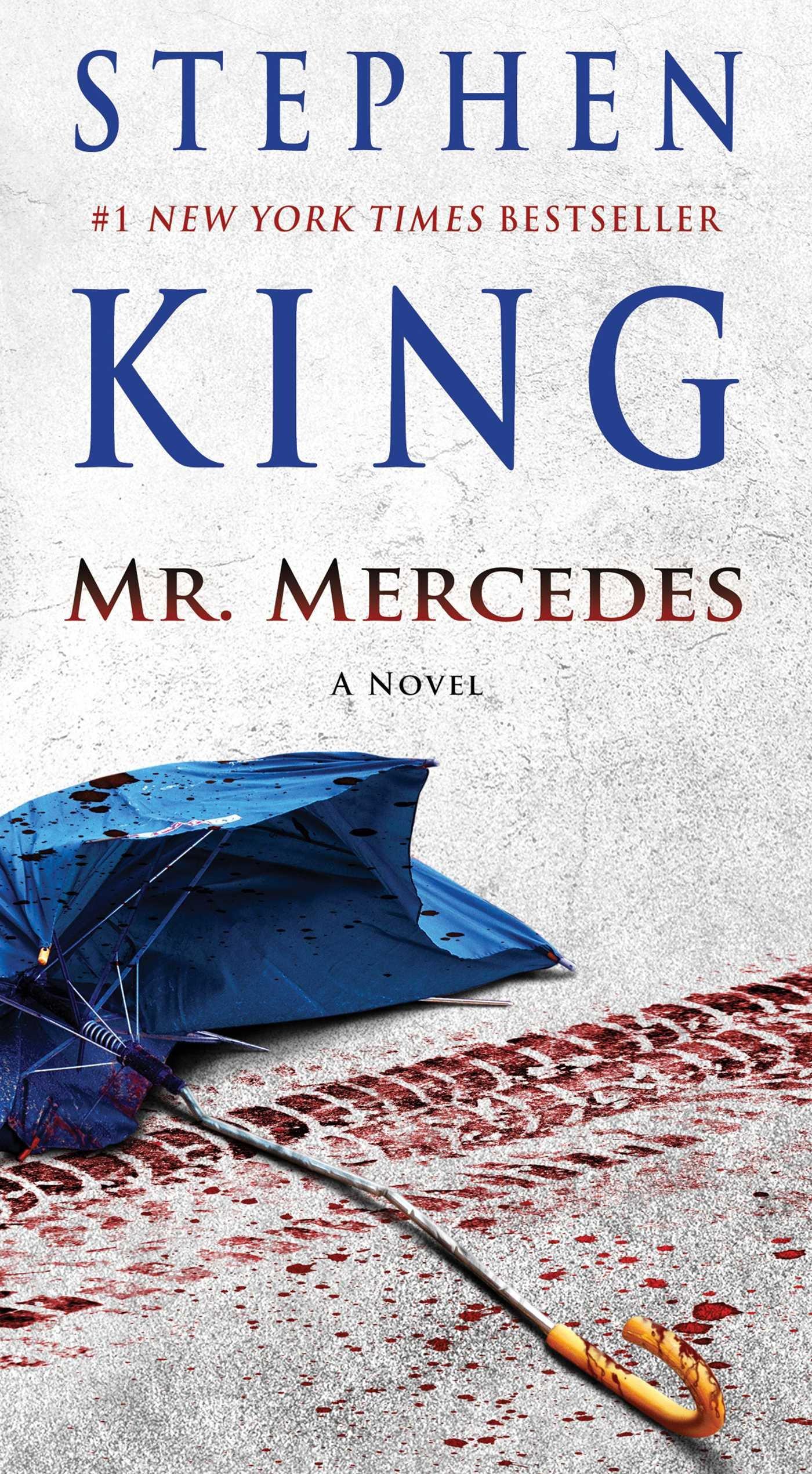 Image result for Mr. mercedes book