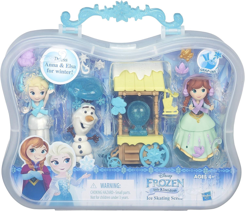 Disney Frozen Little Kingdom Summer Picnic avec Anna Playset-New in Case