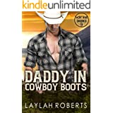 Daddy in Cowboy Boots (Montana Daddies Book 9)