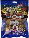 Loving Pets Grill-icious Bite Size Dog Treats, Turkey, 4-Ounce