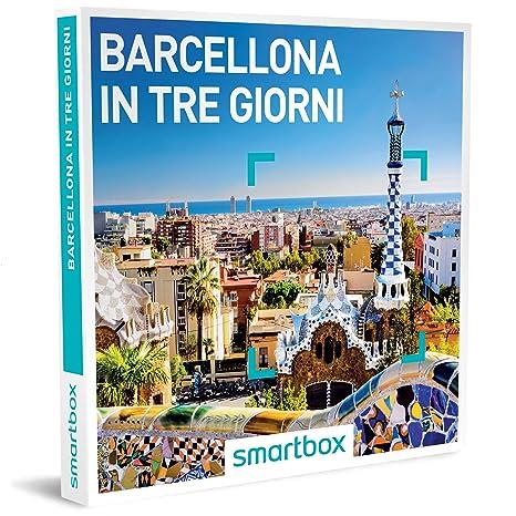 Smartbox - Barcellona In Tre Giorni - 3 Soggiorni a Scelta ...