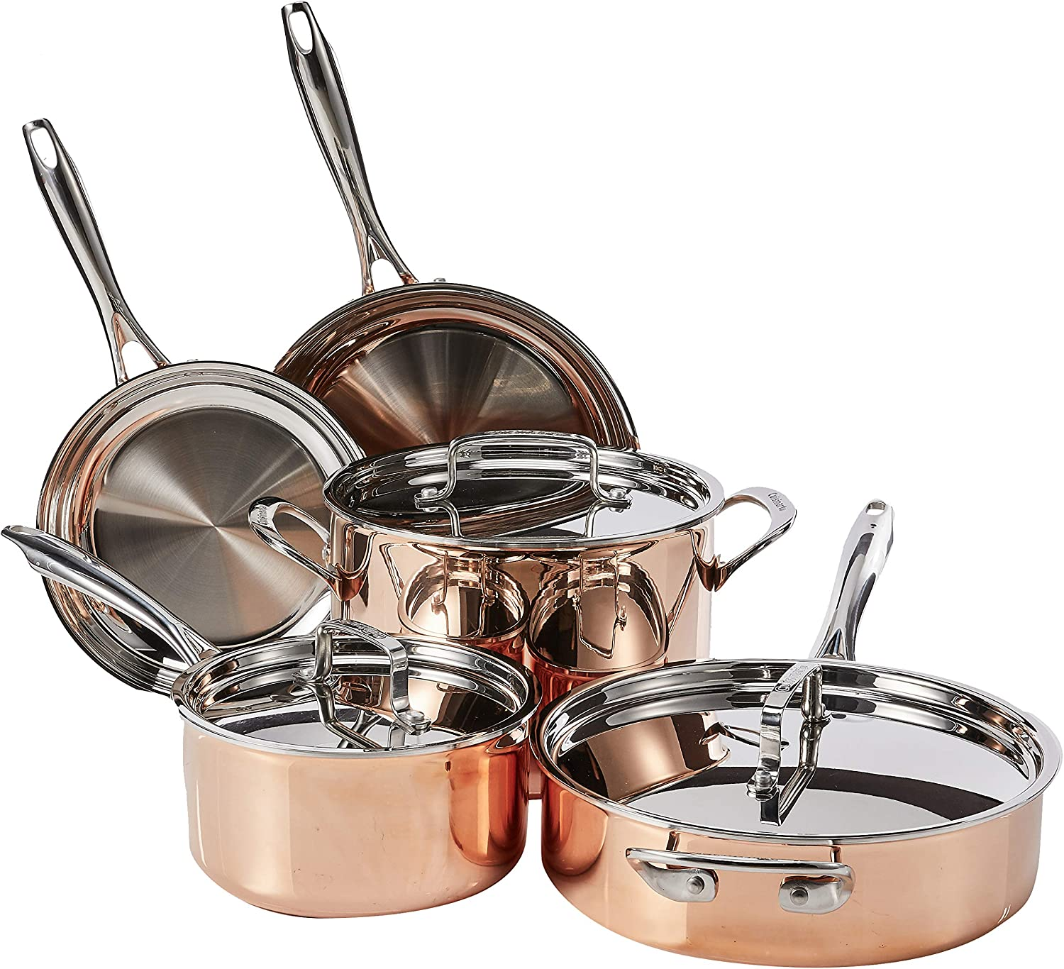 Cuisinart Copper Collection Cookware REVIEW