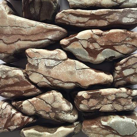 Piedras decorativas 5 – 8 cm/5 kg base Acuario Estanque Jardín: Amazon.es: Productos para mascotas
