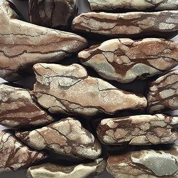 Piedras decorativas 5 - 8 cm/5 kg base Acuario Estanque Jardín: Amazon.es: Productos para mascotas