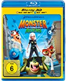 Monster und Aliens (+ Blu-ray 2D)