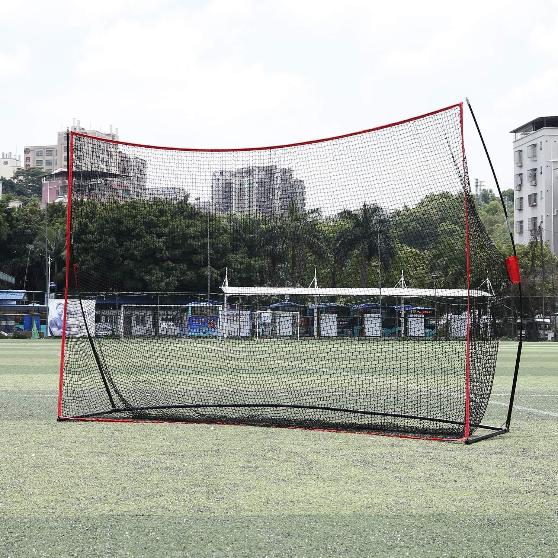 creineポータブルゴルフHitting Net 10 x 7 ft Collapsible Golf Practice Driving Net with Frame forインドアとアウトドア(米国Stock )   B07BTL5GPG