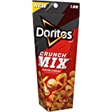 Doritos Crunch Mix Nacho Cheese Flavored Snack Mix, 3 Ounce (Pack of 8)
