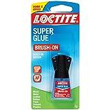 Loctite Super Glue Brush On Bottle 5 Grams Case