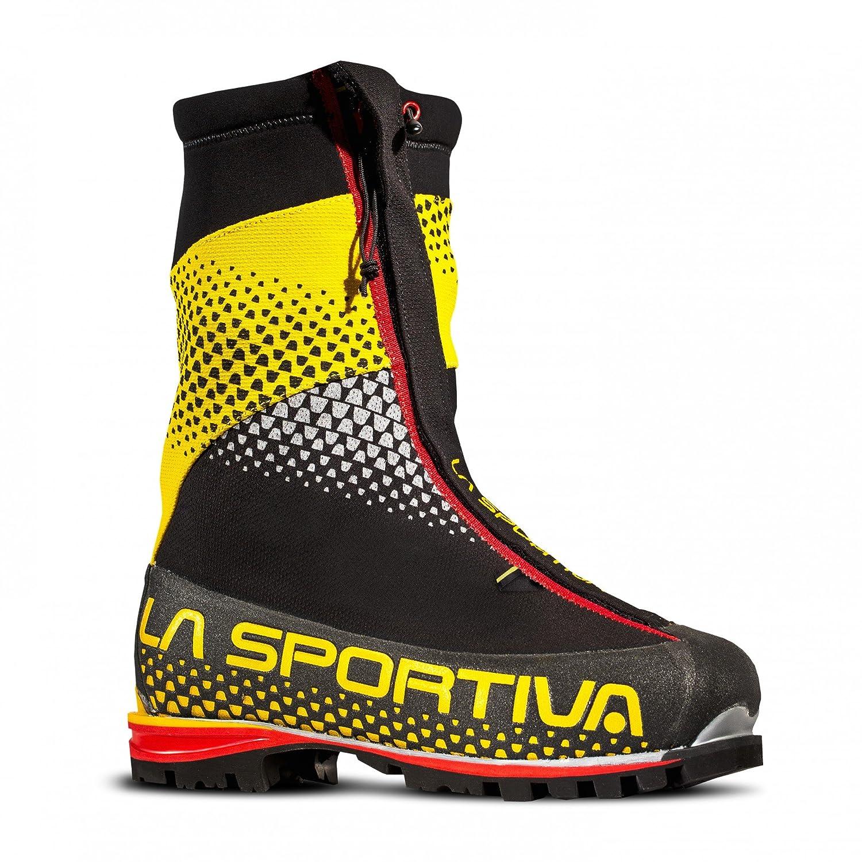 Noir jaune La Sportiva G2 SM, Bottes Souples Homme 45 EU