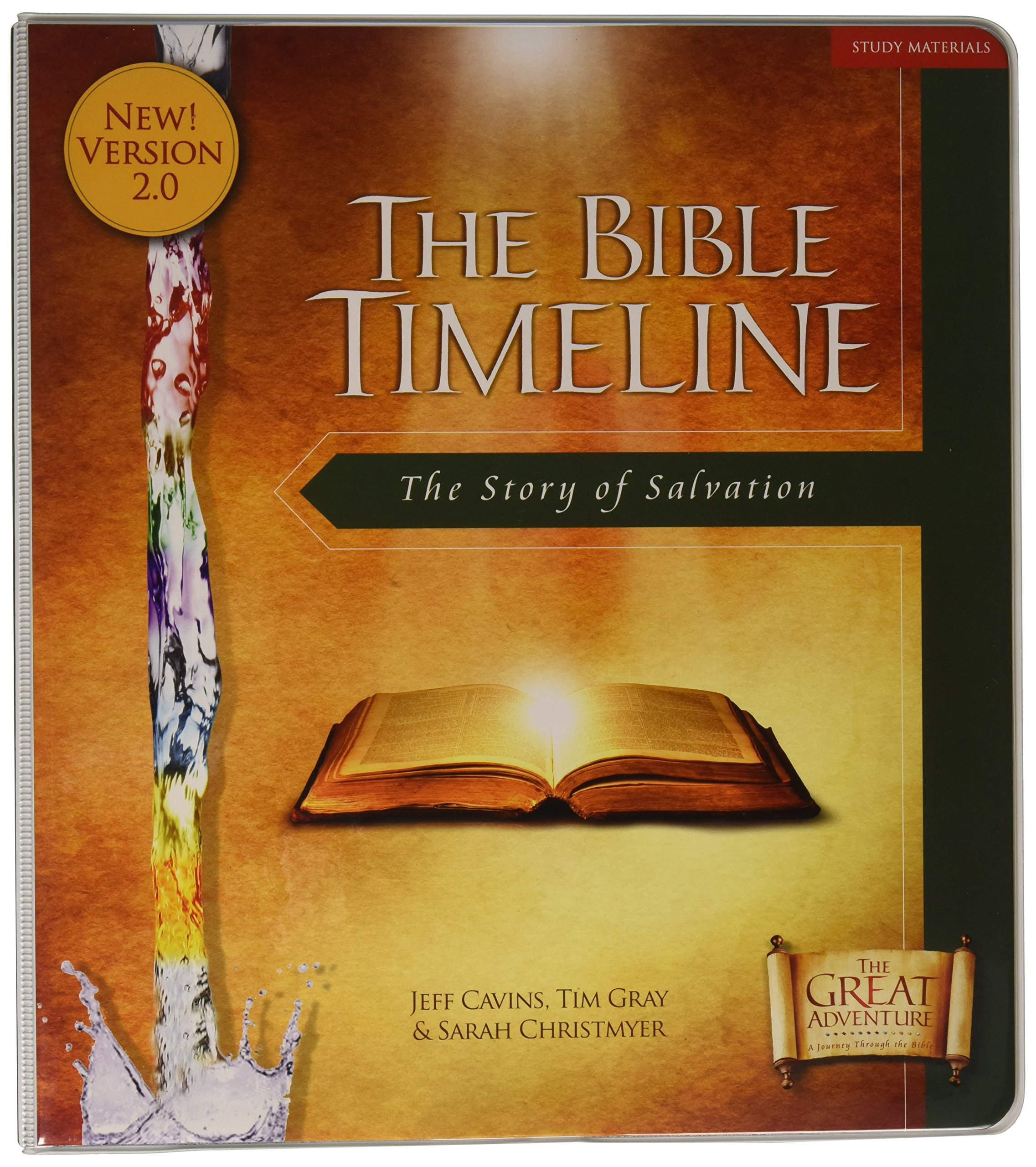Bible Timeline 4-Part Study Study Materials: Jeff Cavins