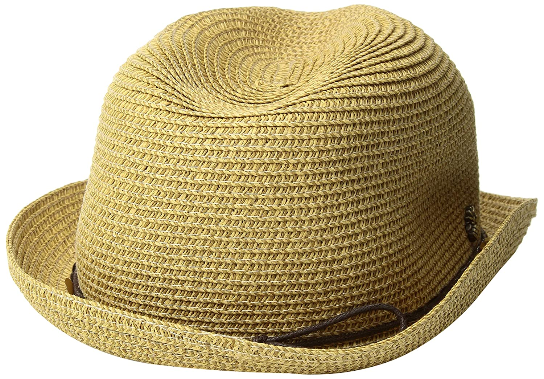 29d8fd8e563 Tommy Bahama Women s Sequins Paper Braid Fedora Hat