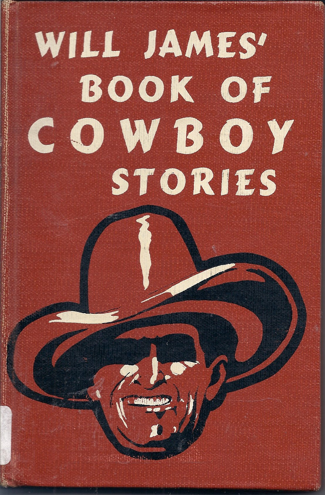 Download Will James' Book Of Cowboy Stories ebook