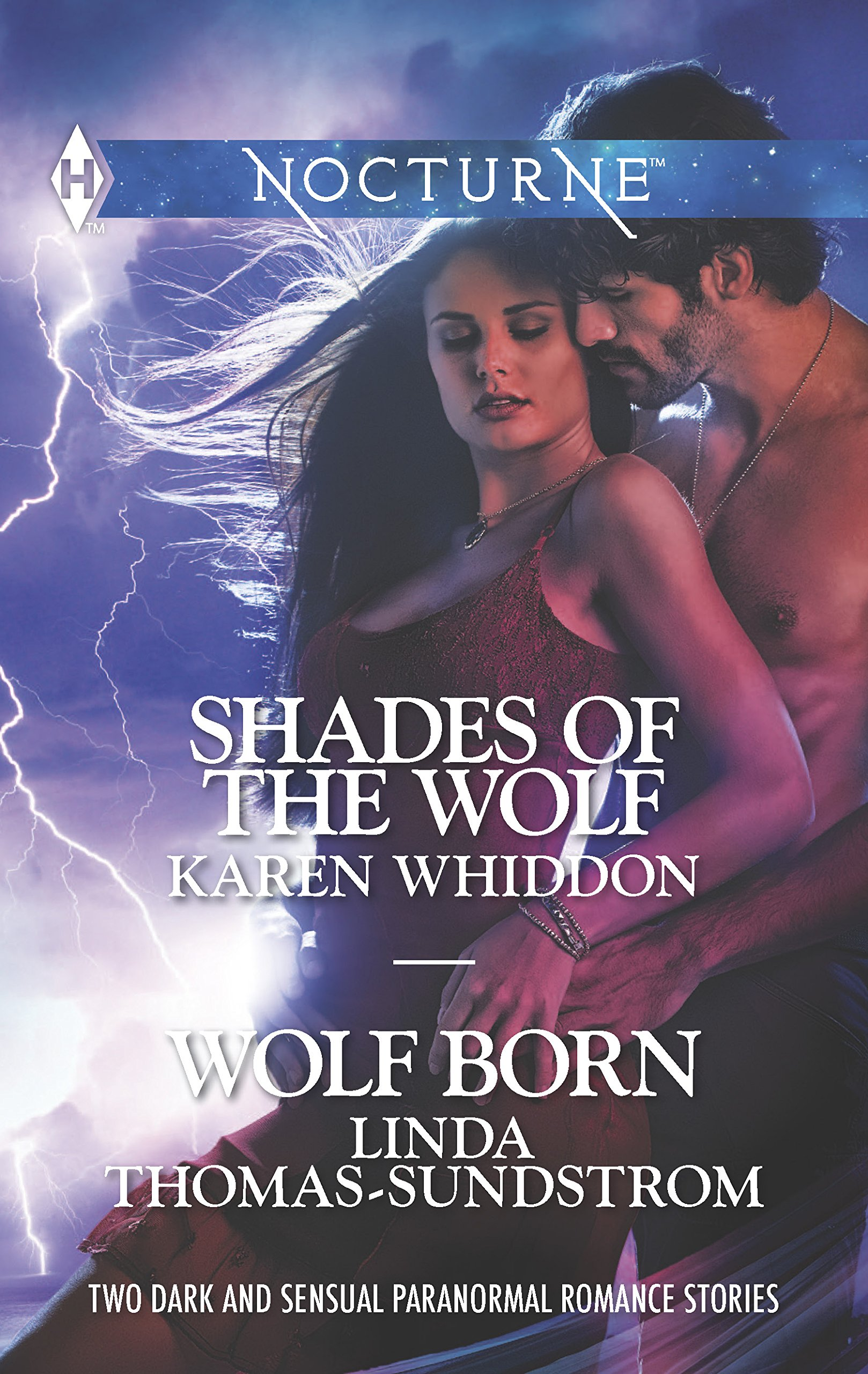 Download Shades of the Wolf and Wolf Born: An Anthology (Harlequin Nocturne) pdf epub
