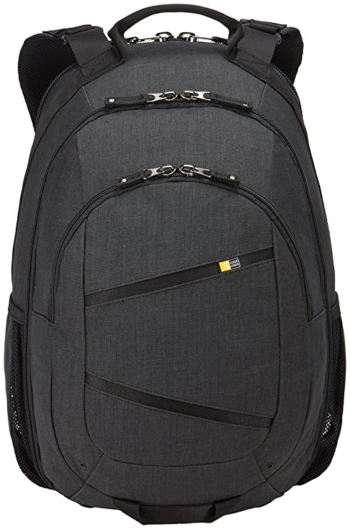 Amazon.com: Case Logic 3203613 Berkeley II Backpack, Black, 15.6 inches: Computers & Accessories