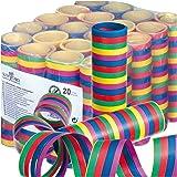 Susy Card 11138161 - Serpentinas de papel (20 unidades)