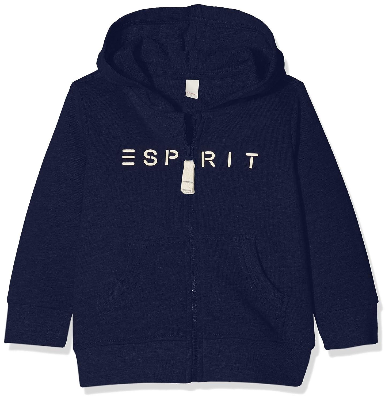 ESPRIT Baby-Jungen Kapuzenpullover Sweatshirt ESS Blau (Marine Blue 446) RL1703200