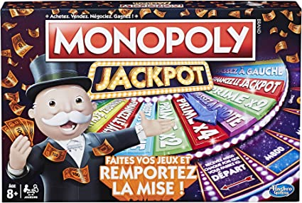 Monopoly B7368 - Juego de Mesa: Amazon.es: Juguetes y juegos