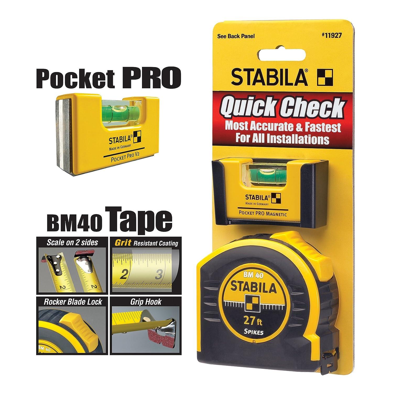 By Level Pocket Quick Stabila 11927 Pro 11901 Check OPkw80ZXNn