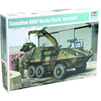 Trumpeter 01503 Canadian AVGP Husky (Early version) escala