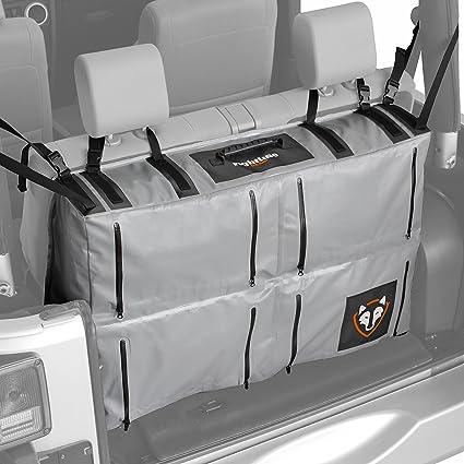 bbd34183e7 Amazon.com: Rightline Gear 100J72 Trunk Storage Bag for Jeep Wrangler JK  (2-door and 4-door): Automotive