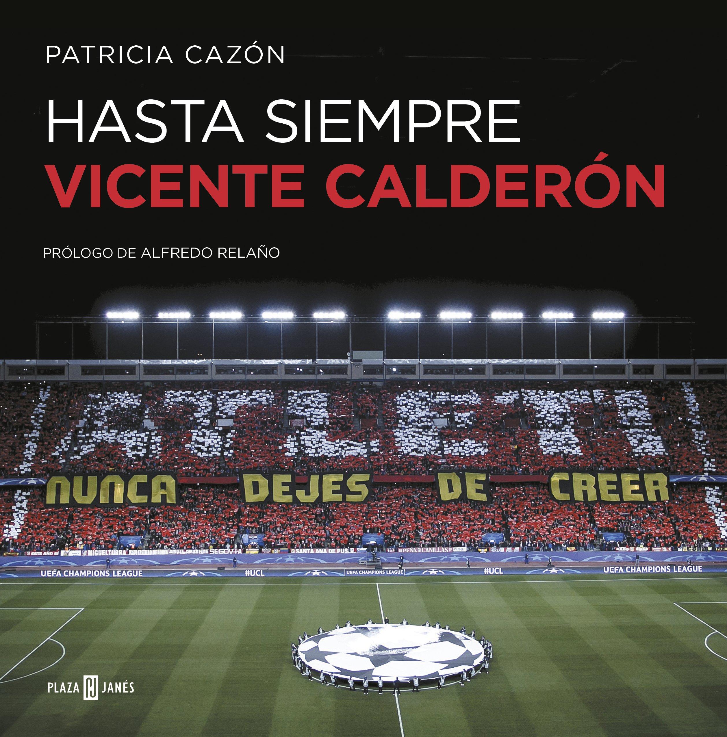 Hasta siempre, Vicente Calderón (OBRAS DIVERSAS) Tapa dura – 28 sep 2017 Patricia Cazón PLAZA & JANES 8401019826 Ball games