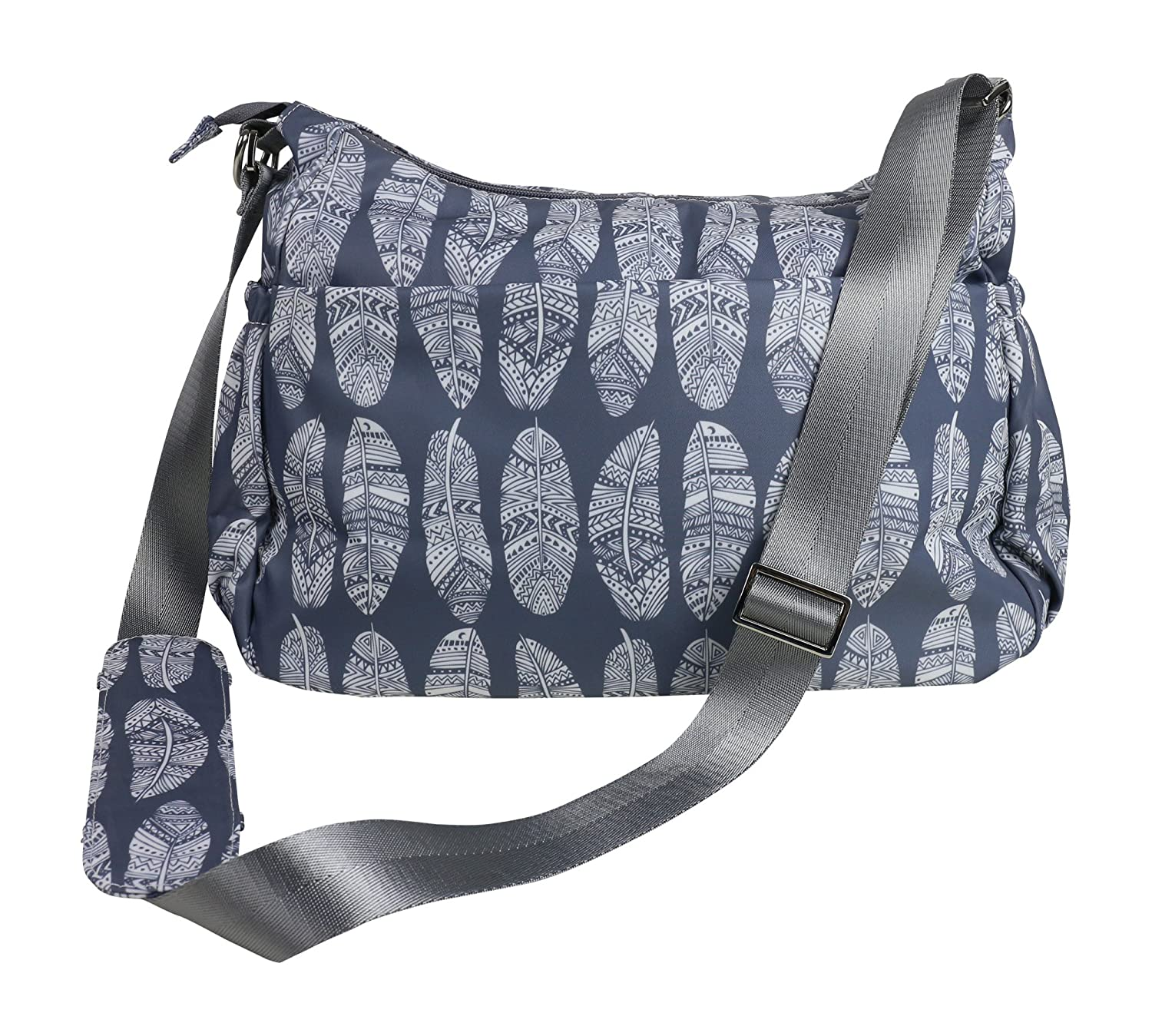 Adorology Spacious Crossbody Hobo Bags for Moms