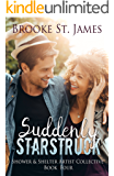 Suddenly Starstruck (Shower & Shelter Artist Collective Book 4)