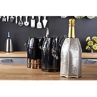 Vacu Vin Refrigeratore per Champagne Attivo - Platino