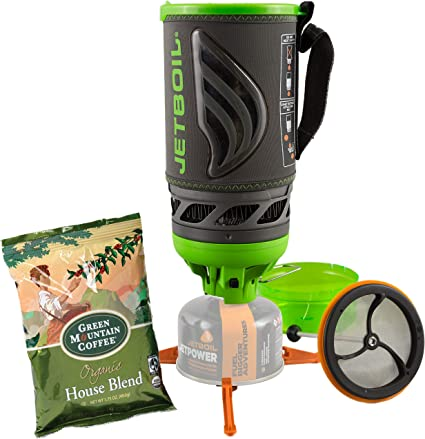 JETBOIL COFFEE PRESS  REGULAR PLUNGER ZIP FLASH COOKING SYSTEMS