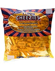 Hawkins Cheezies, 1120 Grams/39.5 Ounces - 7x160 gram Bags Made In Canada