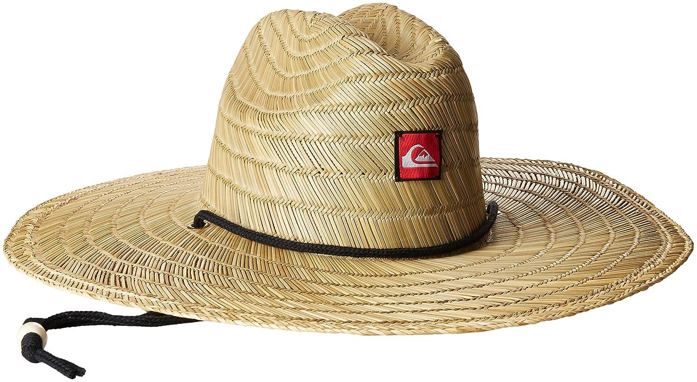 Quiksilver Men's Pierside Straw Hat AQYHA00145