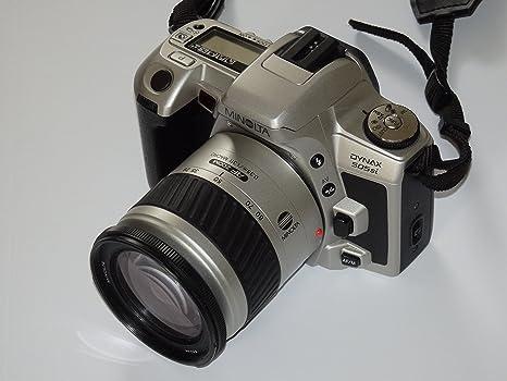 Minolta Dynax 505si – SLR Cámara – Cámara réflex analógica Incluye ...