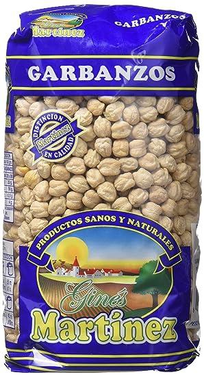Ginés Martínez Garbanzos Castellanos - 1 kg