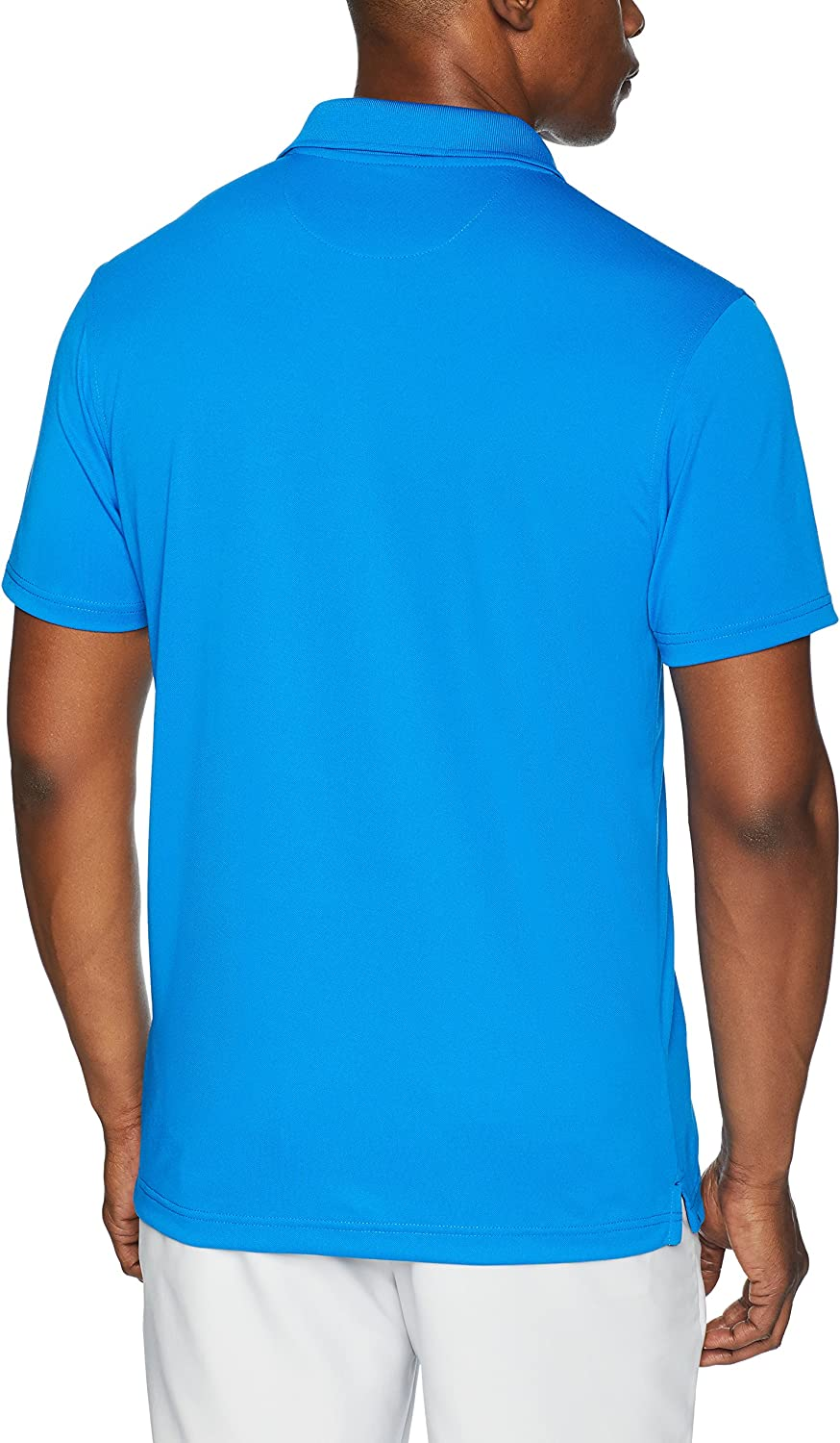 Essentials Slim-fit Quick-dry Polo Shirt Polo Homme