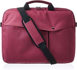 AmazonBasics Business Laptop Case - 17-Inch, Maroon